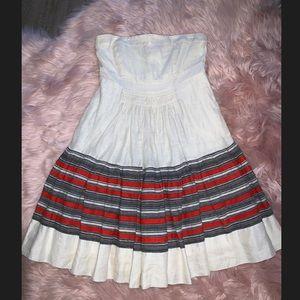 Anthropologie Floreat Around the World Dress